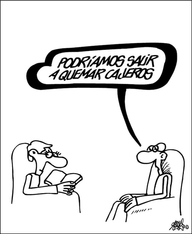 Adiós Forges!