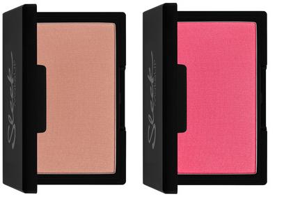 Sleek blush, pink blushers
