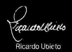 Firma del Contador Ubieto