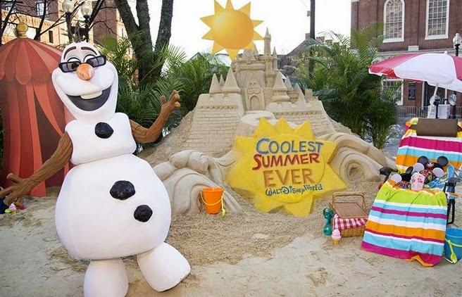 Início do verão na Disney em Orlando