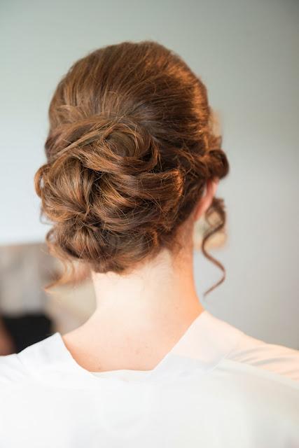 wedding hairstyling for birtsmorton court worcestershire