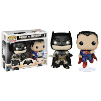Funko Pop! Batman vs Superman pack metálico