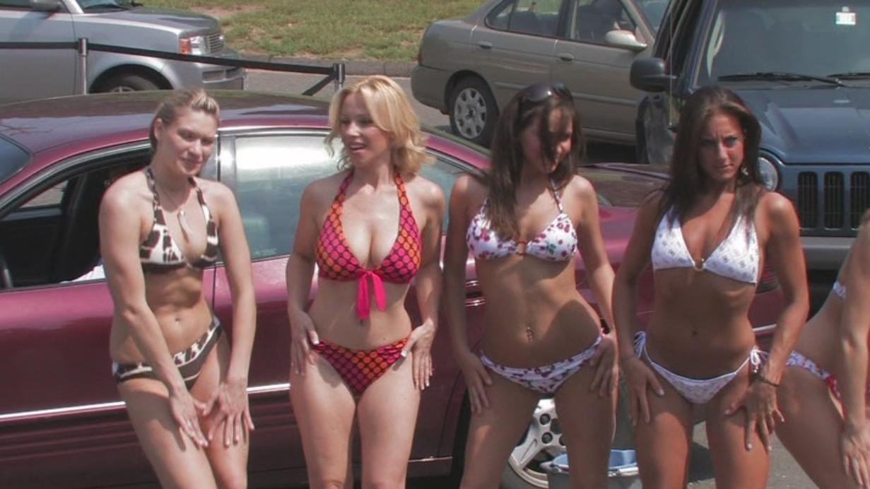 Bikini Car Wash Pictures