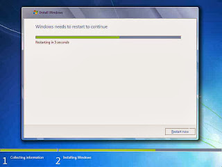 Install Ulang Windows 7