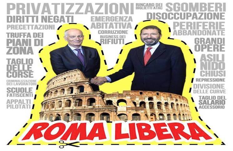 A Anti Anticapitalista BANDIERA ROSSA : ROMA ...