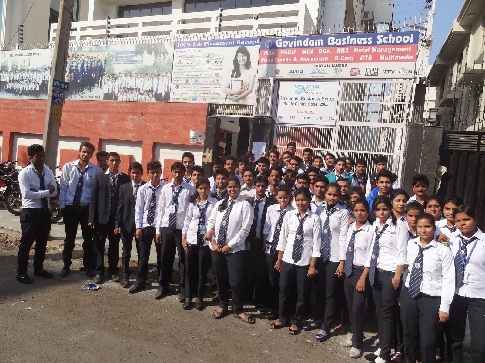 industrial visit on parle Industrial visit at sandhar technologies pvt ltd 1 introduction: 31 students from department of mechanical engineering, pgi industrial visit at parle-g 1.