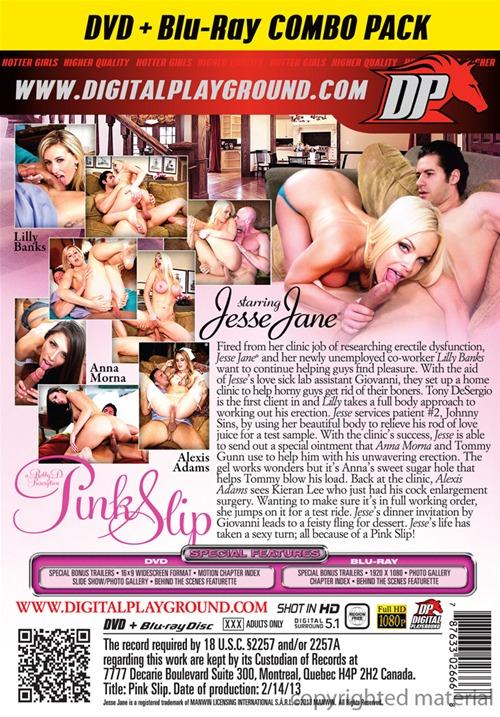 XXX movie Pink Slip