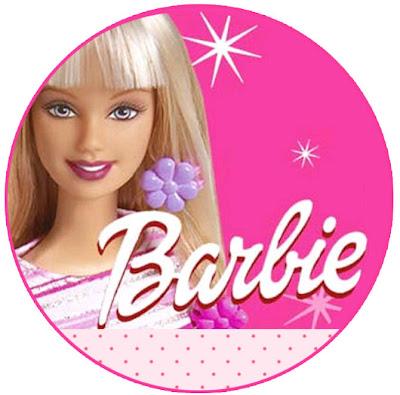 gambar kartun barbie cantik