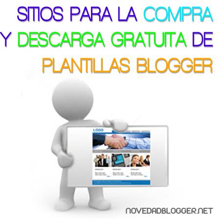 comprar plantillas blogger descargar gratis