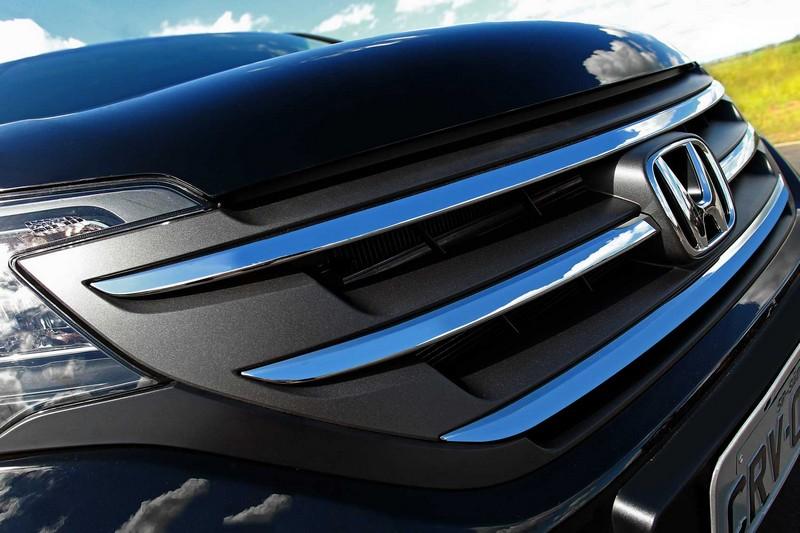 Nova Honda CR-V 2012/2013 grade dianteira