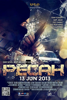 Tonton Filem PECAH (2013) Full Movie