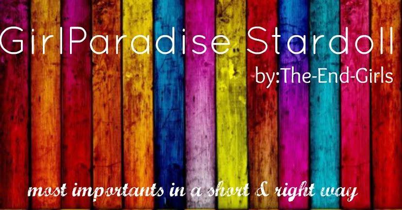 Girl Paradise Stardoll