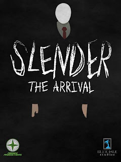 Capa do Slender The Arrival – PCgames