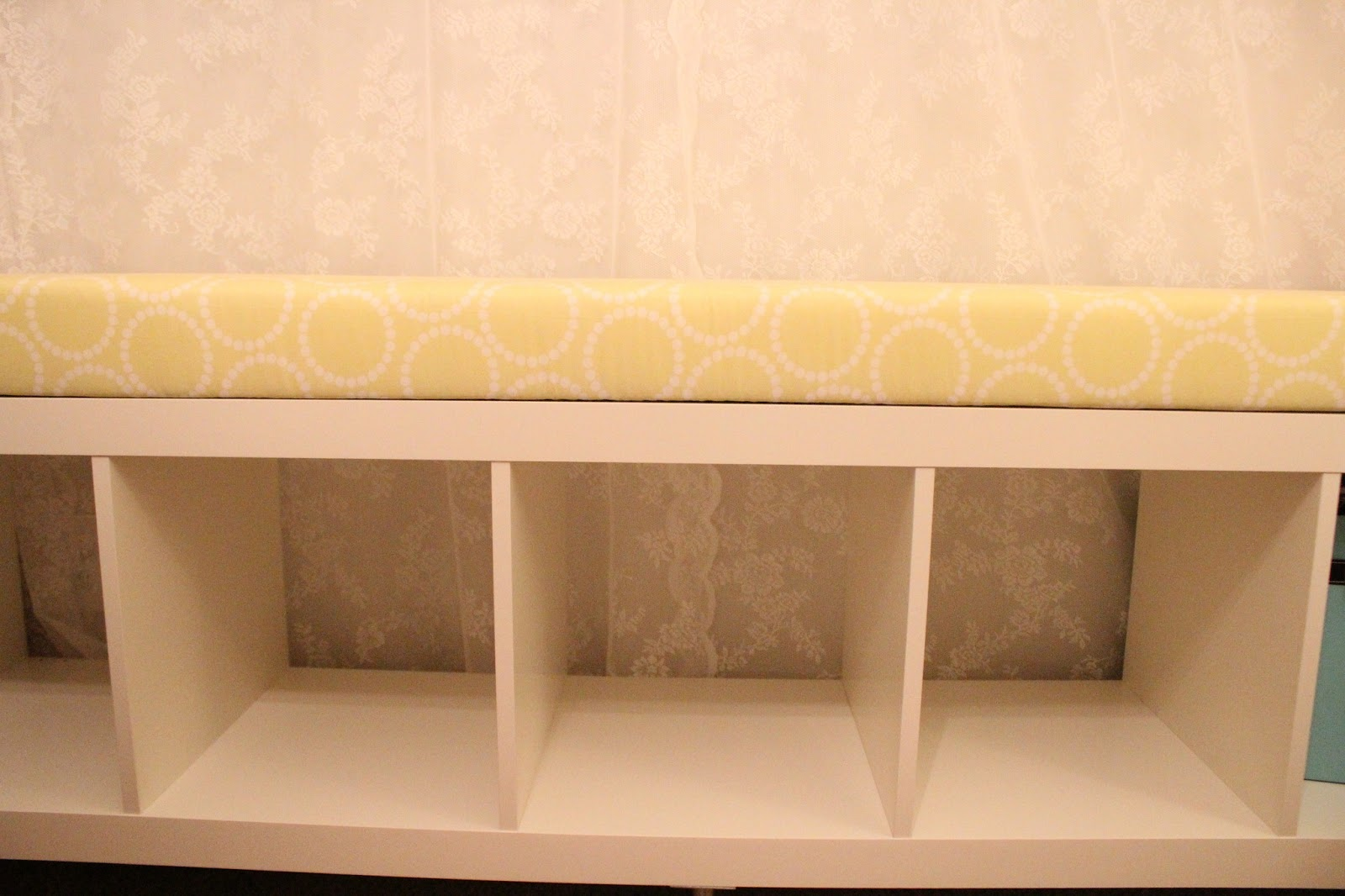 mommy vignettes ikea no sew window bench tutorial