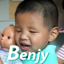 July 16th, 2016: Benjy! (China)
