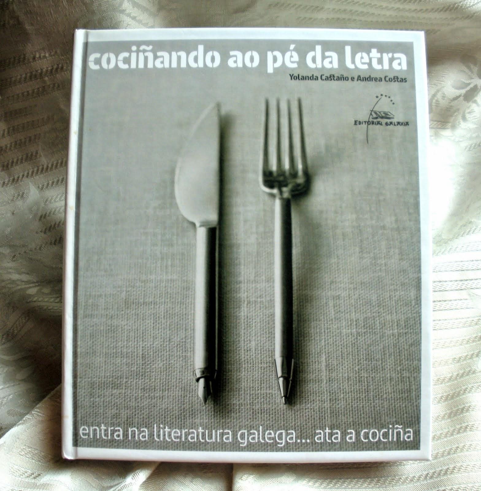 Un libro de cocina diferente...