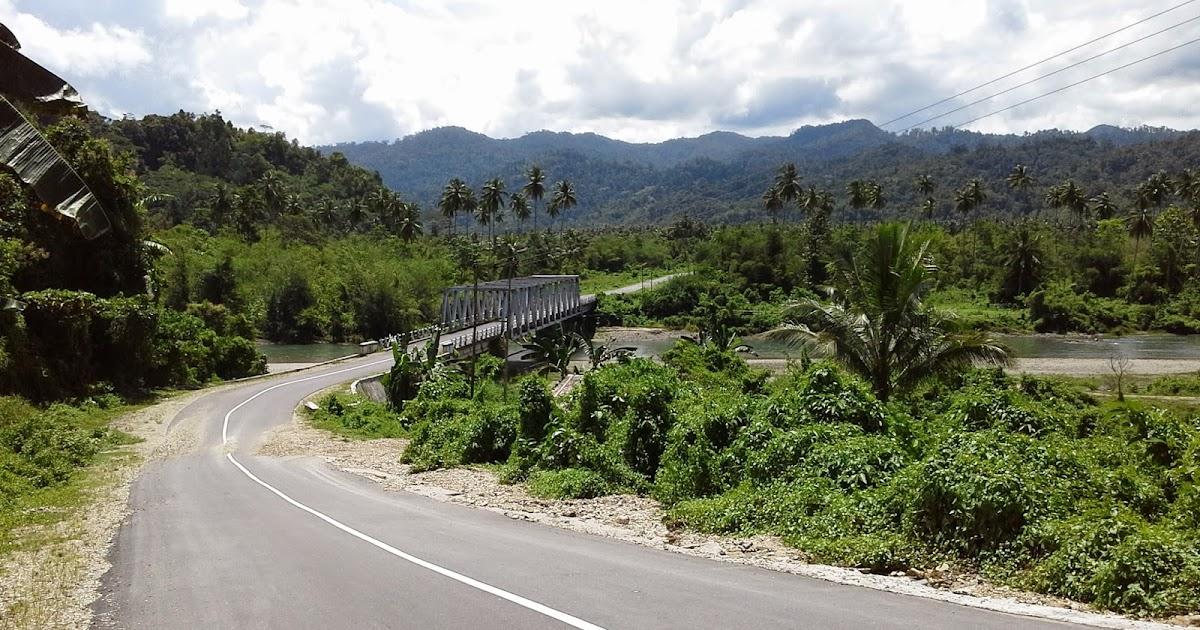 Foto-Foto Perjalanan ke Kota Masohi, Maluku Tengah