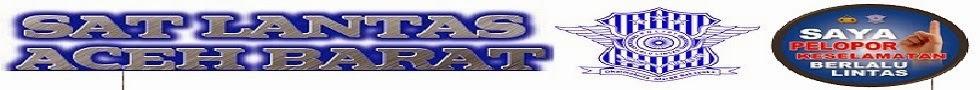 SAT LANTAS ACEH BARAT