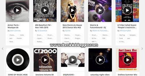 Escucha los mejores DJ del mundo en Mixcloud