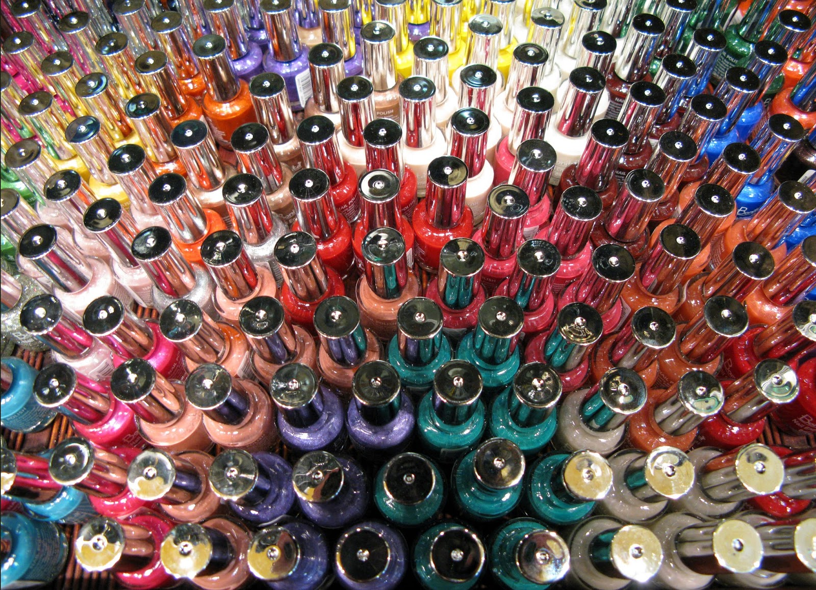 Nail Polish from rgbstock.com