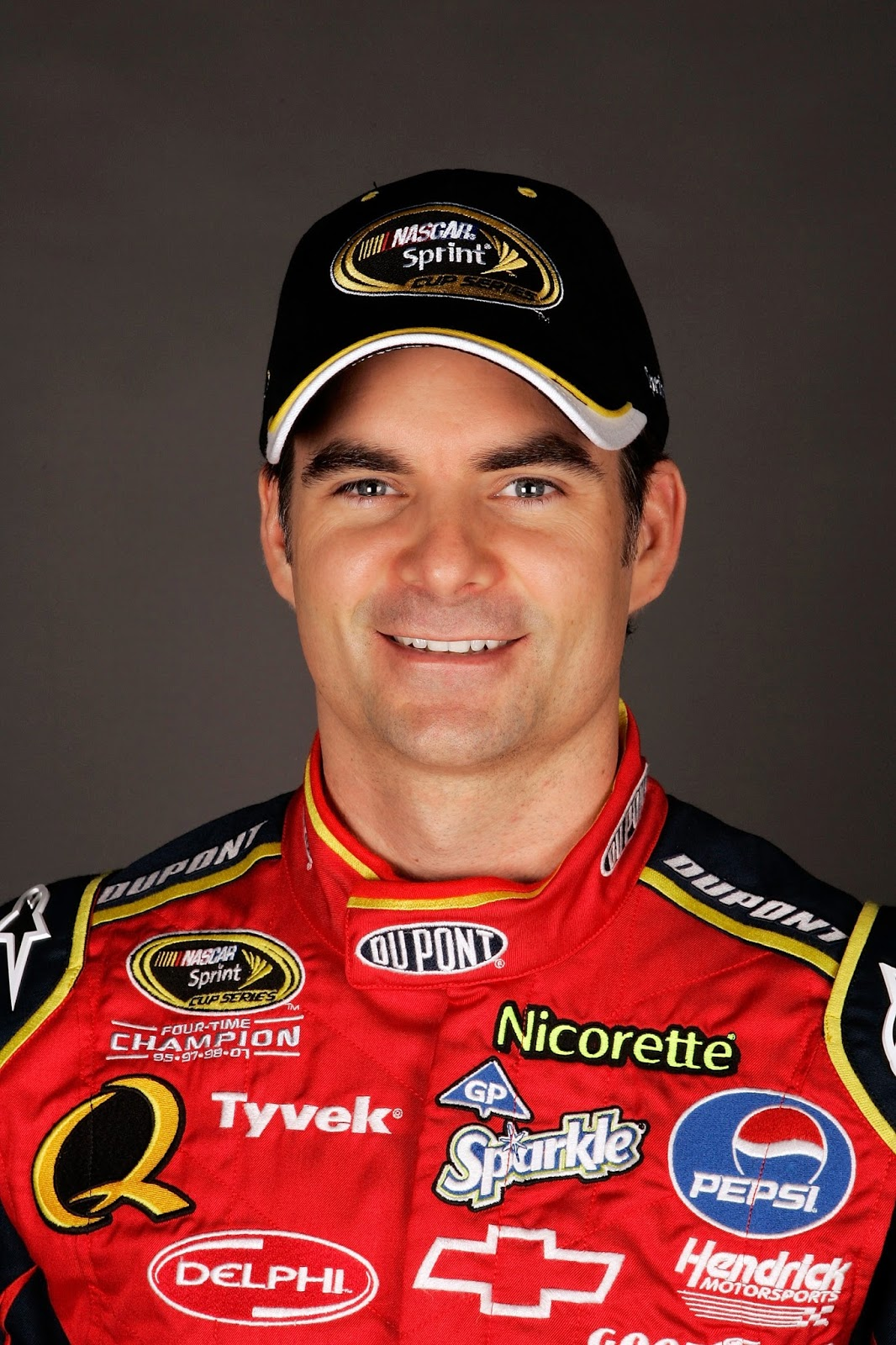 What Car Will Jeff Gordon Drive In
