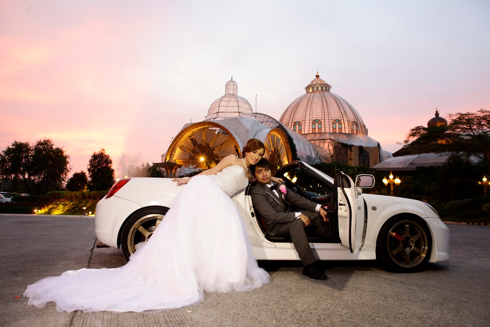 Design of bridal car - Settle Only With The Best For A Once In A Lifetme Event