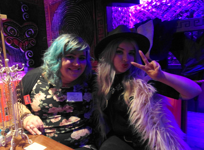 image of Helen MelonBaby and Lucie at bloggers love hub