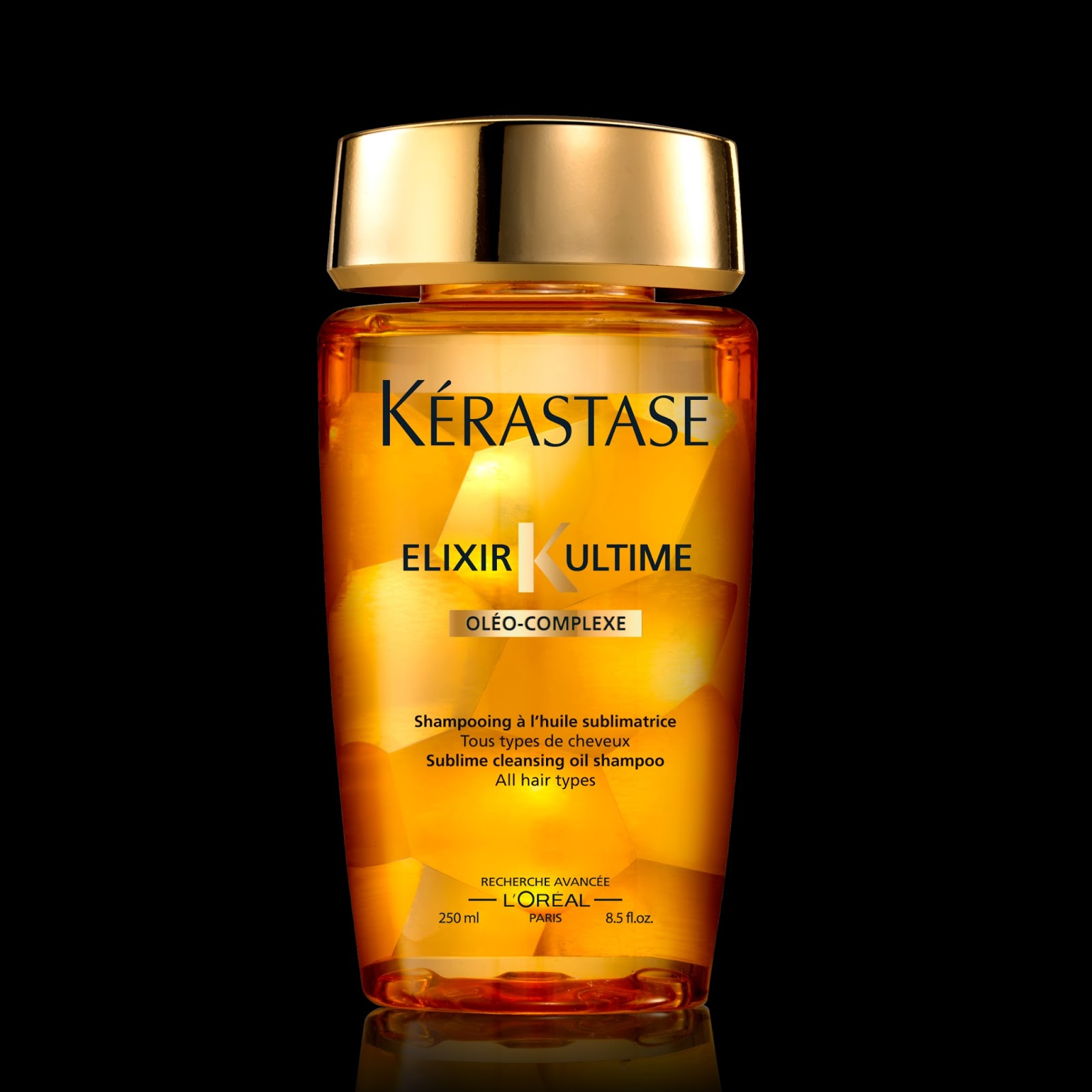 Top beauty blogger philippines product reviews food for Kerastase bain miroir shine revealing shampoo