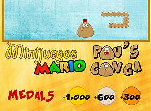 Pou's Conga
