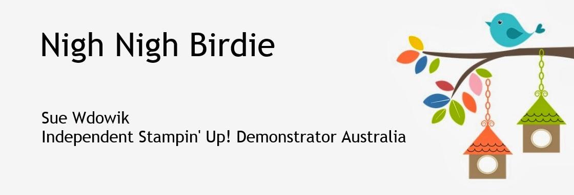 Nigh Nigh Birdie