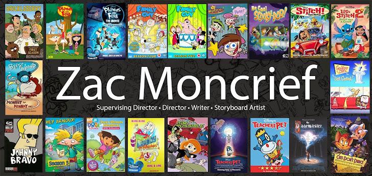 Zac Moncrief Blog