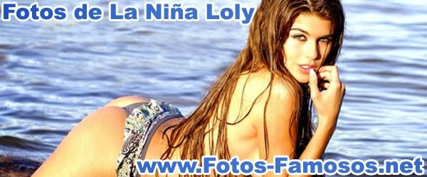 Fotos de La Niña Loly
