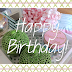 Happy Birthday Blog!! - 1 st Birthday