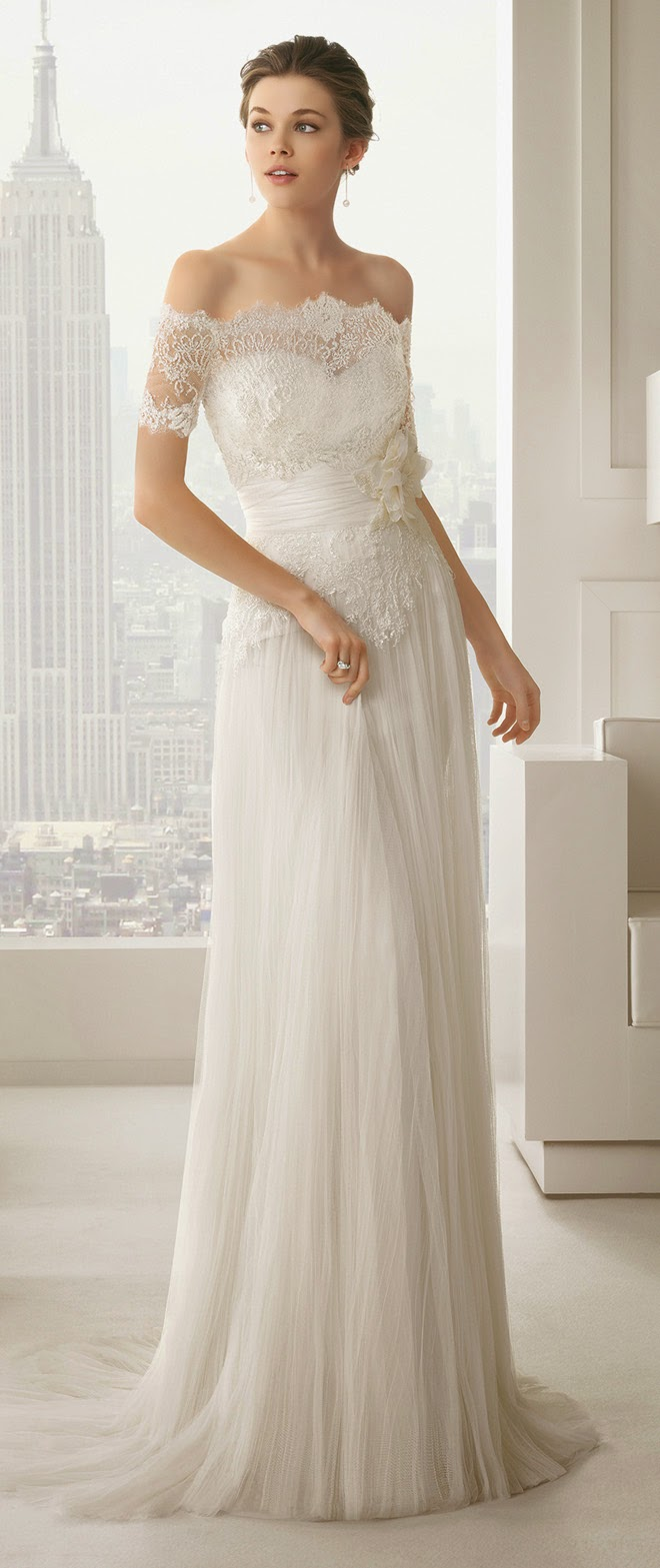 Rosa Clara 2015 Bridal Collection - Part 2 - Belle the Magazine ...