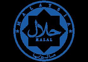 Logo Halal Vector (Malaysia)