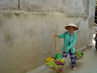 Vietnamese hat (non la or conical hat)