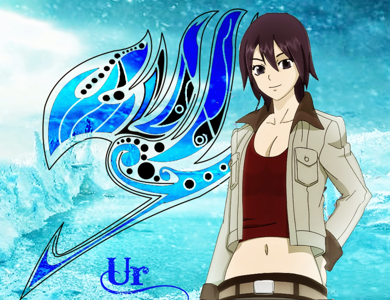 Wallpaper Ur (Fairy Tail)