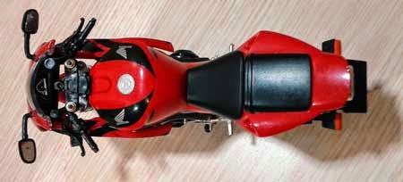 miniatur motor new ray