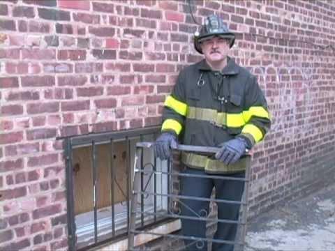 Battalion Chief Riker, Newark FD