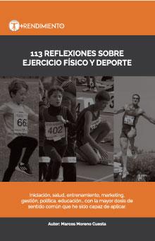 113 REFLEXIONES SOBRE EJERCICIO FÍSICO Y DEPORTE