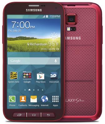 Root Samsung Galaxy S5 Sport SM-G860P