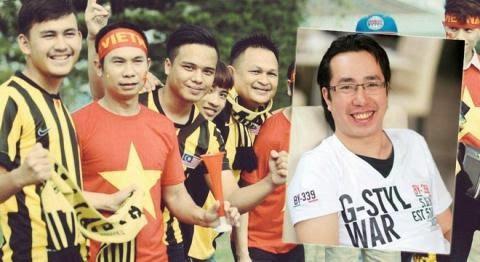 Trận Việt Nam - Malaysia: Phép thử văn minh người Việt