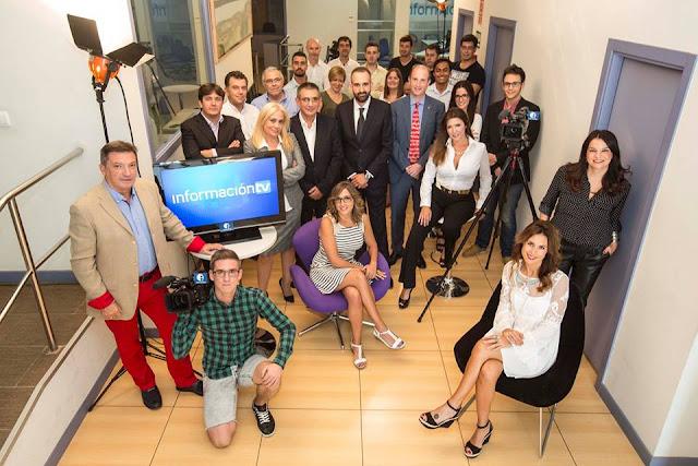 Tercera temporada en Información TV - Blog Cosasdhermanas