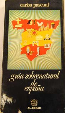 GUÍA SOBRENATURAL DE ESPAÑA