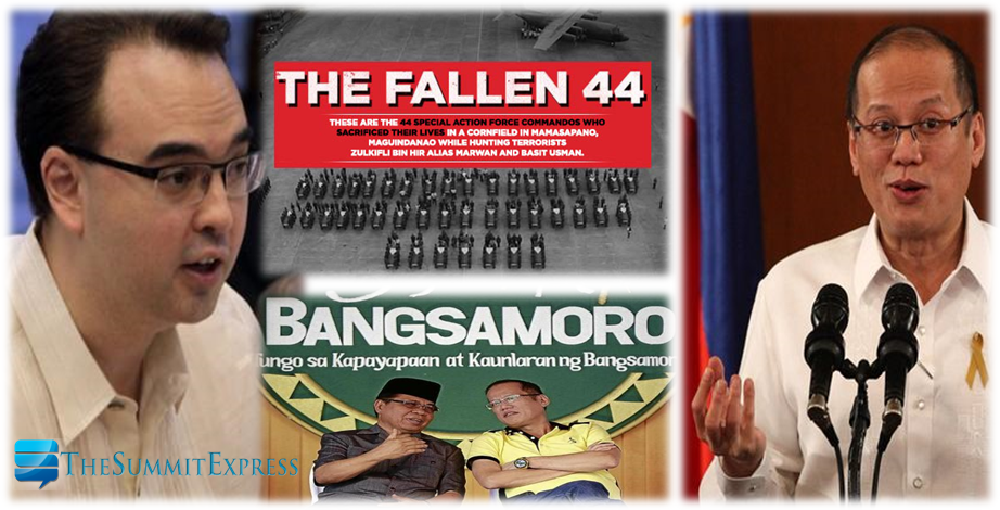 Cayetano Justice for Fallen44