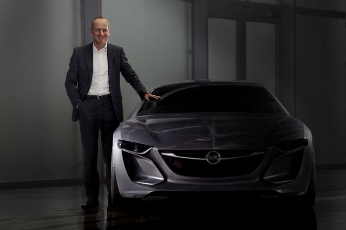 Concepto Opel Monza