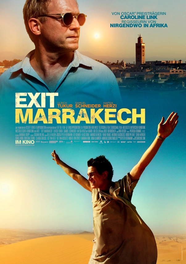 Cartel Destino Marrakech