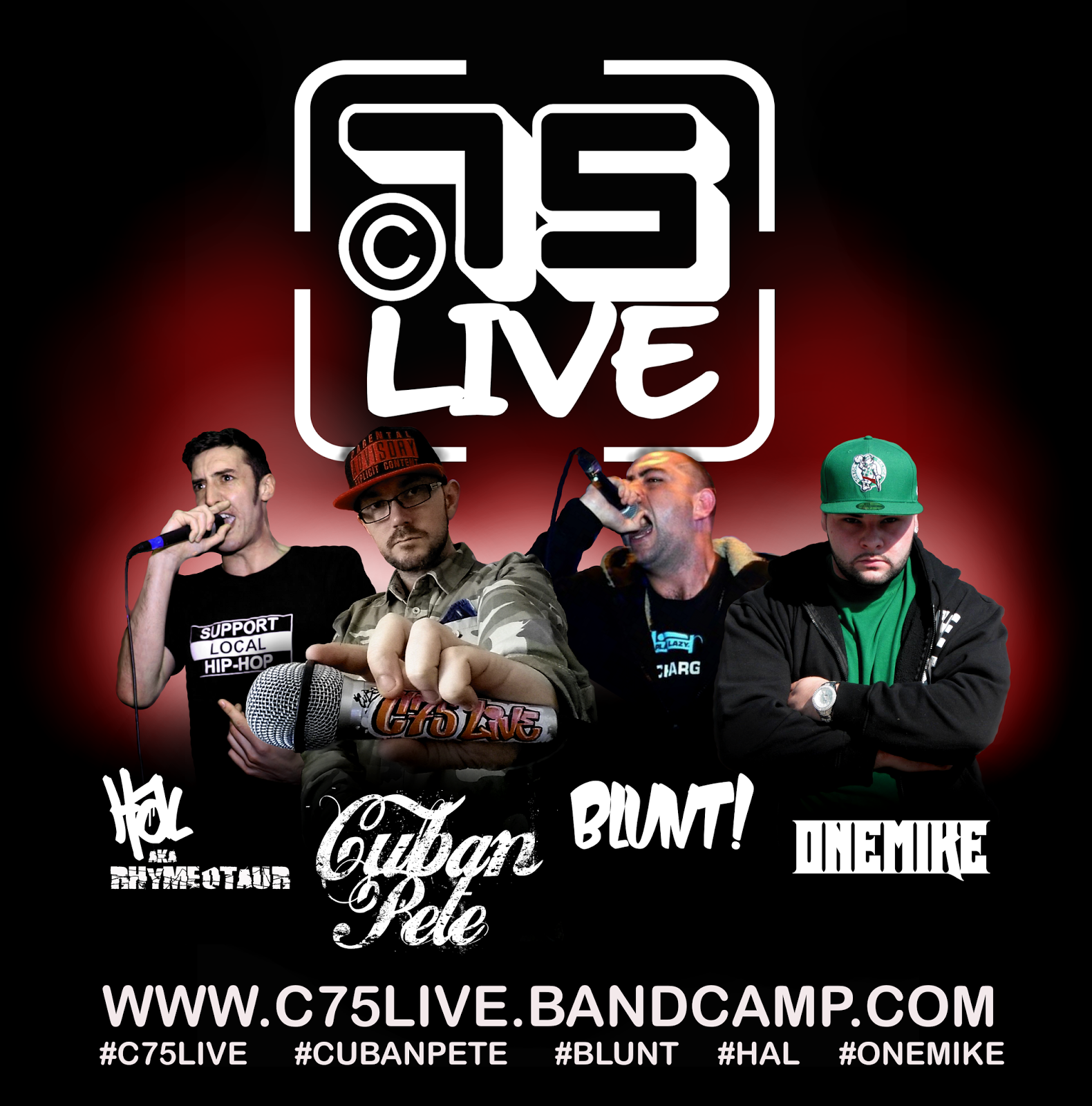 https://c75live.bandcamp.com/