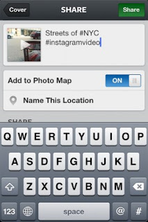 Cara buat Video Instagram