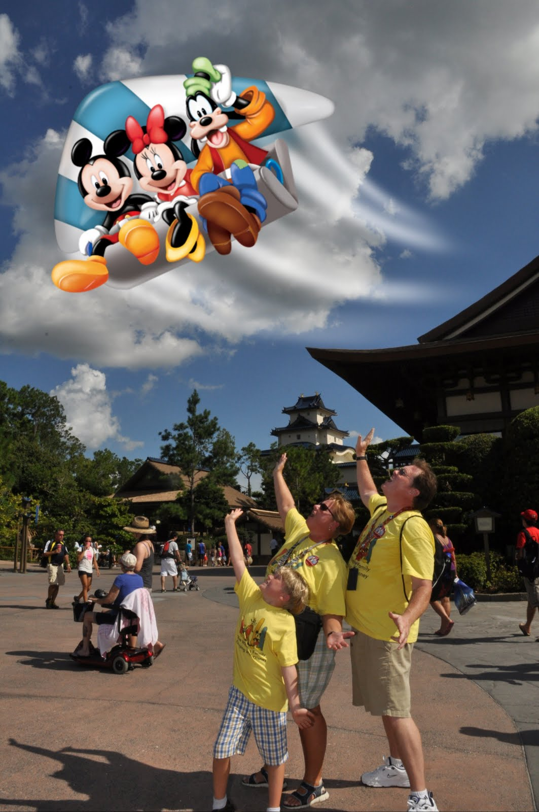 The easiest way for you to download all of your Disney PhotoPass pictures using your Memory Maker entitlement is to sign on to the Disney PhotoPass website and download them there, rather than going through the My Disney Experience app on your smartphone. The digital files that you will download are quite large, so I am sure you will not want.